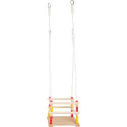 Small Foot Dřevěná houpačka pro menší děti