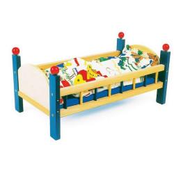 Legler ágyak babák