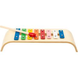 Small Foot Dřevěný xylofón Classic
