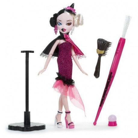 MGA BRATZILLAZ CLOETTA SPELLETTA MAGIC NIGHT OUT PANENKA 30 cm