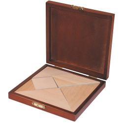Jeujura Tangram 13 cm in boxu