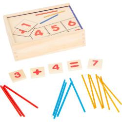 Small Foot Počítání pro 1. třídu v krabičce