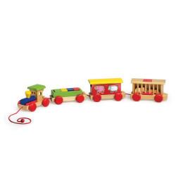 Legler cirkusz vonat