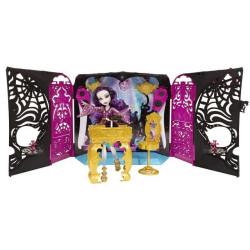 Mattel Monster High Spectra és PARTY SET 13 Kívánság