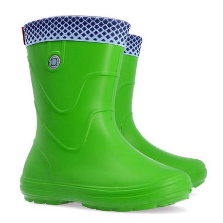 Demar Vibes B (zelená) - Dětské gumáky