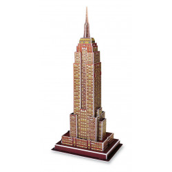 Legler 3D EMPIRE STATE BUILDING
