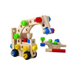 Plan Toys STAVEBNICE (60 ks)