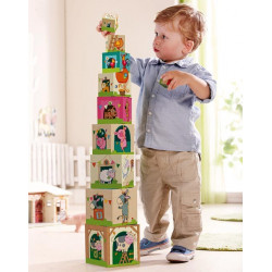 Haba Stacking CUBES Farma
