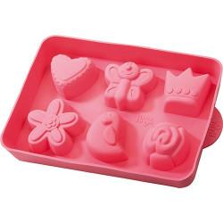 Haba szilikon öntőforma muffin PRINCESS