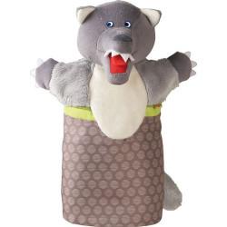 Haba Puppe / Handpuppe DER WOLF