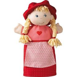 Haba Puppe / Handpuppe DES ROTKÄPPCHEN