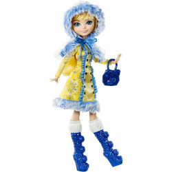 Mattel EVER AFTER HIGH BLONDIE LOCKES EPIC WINTER