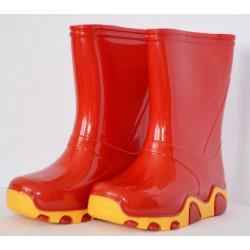 Demar Stormer B (červený) - Dětské gumáky