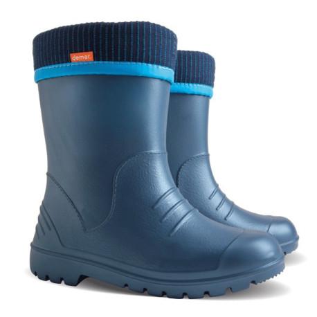 Demar Dino D (modrý) - Dětské gumáky
