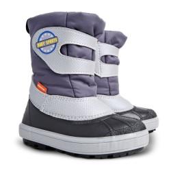 Demar sportok Baba D (szürke) - Gyermek snowboots