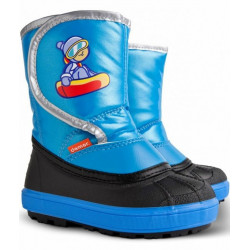Demar Snowboarder B (modré) - Dětské sněhule