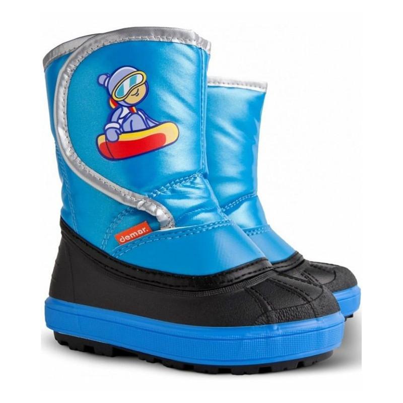 c752c06fdc5 Demar Snowboarder A (modré) - Dětské sněhule. Loading zoom