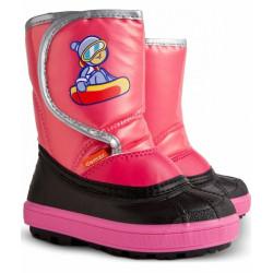 Demar snowboardos A (rózsaszín) - Gyermek snowboots
