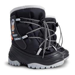 Demar Boldog eszkimó C (szürke) - Gyermek snowboots