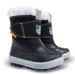Demar Bear C (černo-šedé) - Dětské sněhule