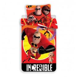 Jerry Fabrics povlečení Incredibles 140x200 70x90