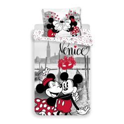Jerry Fabrics ágynemű Minnie Velencében 140x200 70x90