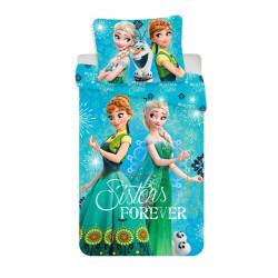 Jerry Fabrics povlečení Frozen Sisters forever 140x200 70x90
