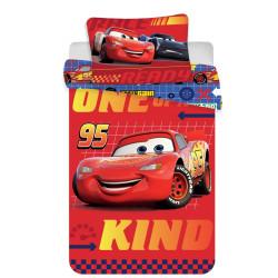 Jerry Fabrics povlečení Cars baby 100×135 cm + 40x60 cm