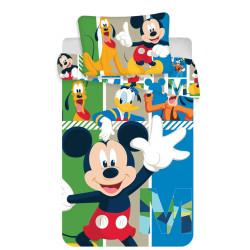 Jerry Fabrics povlečení Mickey baby 100x135 cm + 40x60 cm