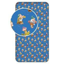 Jerry Fabrics prostěradlo Sněhurka 90 × 200