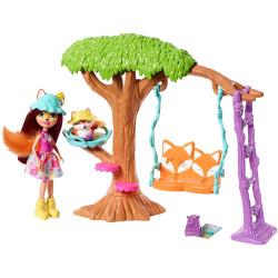 Mattel Enchantimals domácí pohoda II. hřiště