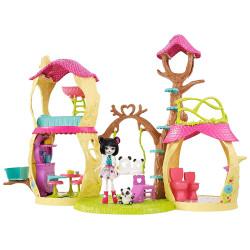 Mattel Enchantimals panda herní set