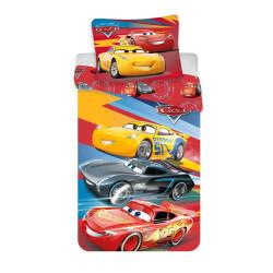 Jerry Fabrics povlečení Cars red 02 140x200 70x90