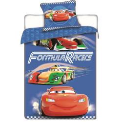 Jerry Fabrics povlečení Cars racers 140x200 70x90