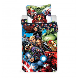 Jerry Fabrics ágynemű Avengers 03 140x200 70x90