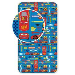 Jerry Fabrics lepedö Cars blue 02 90 × 200 70x90
