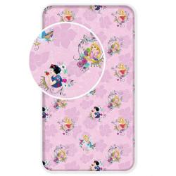 Jerry Fabrics prostěradlo Princess 02 90 × 200
