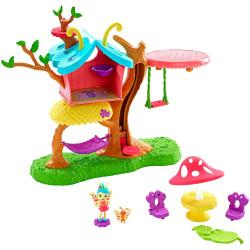 Mattel Enchantimals Bogár és pillangó ház