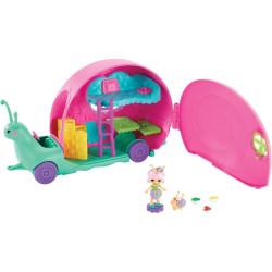 Mattel Enchantimals Bogár és csiga