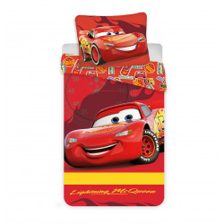 Jerry Fabrics ágynemű Cars baby 100×135 + 40×60