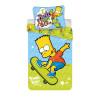 Jerry Fabrics ágynemű Bart skater 03, 140x200 70x90