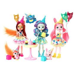 Mattel Enchantimals Narozeninová oslava