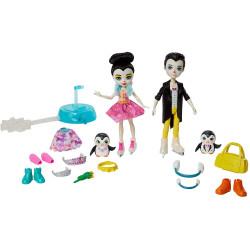 Mattel Enchantimals Na bruslích