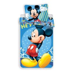 """Jerry Fabrics ágynemű Mickey """"Hey"""", 140x200 70x90"""