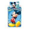 """Jerry Fabrics bielizna pościelowa Mickey """"Hey"""", 140x200 70x90"""