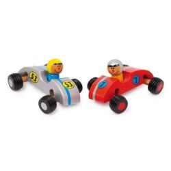 Small Foot 2 x závodní auto
