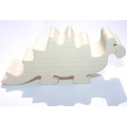 Fauna Dřevěné zvířátko Stegosaurus