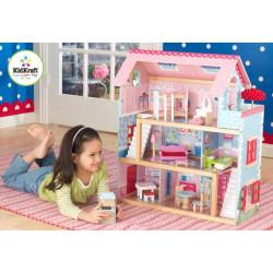 KidKraft Domeček pro panenky Chelsea