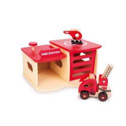 Small Foot Požární stanice