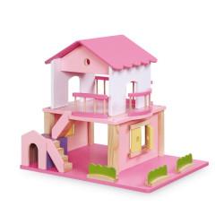 Small Foot Domeček pro panenky pink